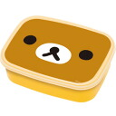 Is nested type rilakkuma lunch box リラックマフェイス KY94401:-