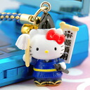 -Hello Kitty source tayo Kitty netsuke strap fs3gm