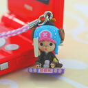 -ONE PIECE (one piece) warlords series netsuke strap source tayo chopper