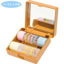 ◇ Rilakkuma care item contact case set (hardware) DG27801 fs3gm