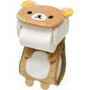 Rilakkuma toiletries roll paper cover rilakkuma KF78401:-