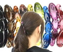 Banana clips beautiful hair clear chain? s hair accessories hairclip, heaakuse.""