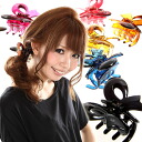 Beauty hair Vance clip clear Ribbon? s heaakuse / hair accessories and hair/Party invited here range and hairclip.