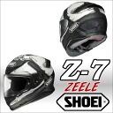 Z-7 ZEELE 지 세븐 ゼーレ 풀 페이스 헬멧 SHOEI Z7