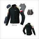 komine 슬림 피트 라이딩 메쉬 쟈켓07-047 JK-047 fs2gm