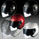 수량 한정! Valer-J 배럴 J 제트 헬멧 양산 표준 플랫 블랙/M 사이즈