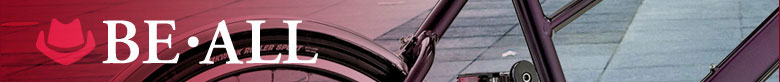 【※大特価半額!】ビーオール クロスバイク BRD-3【700C】【内装変速】【街乗り】【自転車】【BE・ALL】 BE-ALL クロスバイク 使いやすさとデザイン性を兼ね揃えたシンプルバイク【ビオール】