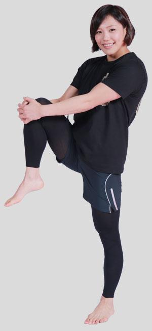 運動能力をサポート