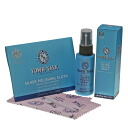 Silver maintenance set the silver shine cleaner cloth care