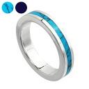 Centerline turquoise ring silver ring men's silver ring ring ring pairing Turkey stone