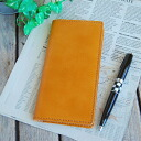 [real leather notebook cover standard (large) size for bizarrerie Waal handy pick] [OK]