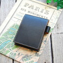 Memo [SHOT NOTE leather notebook cover shots S size cover] [OK]