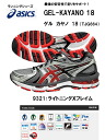 2012 NEW model is suddenly cheap! ASICS running shoes! GEL-Kayano 18 GEL KAYANO 18 (TJG664)