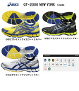 2013 NEW model is suddenly cheap! The big favorite of ASICs running shoes! GT-2000 NEW YORK New York ( TJG684 )