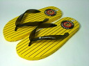 Tigers win in sight! Time limited SALE! Hanshin Tigers Beach Sandals (yellow)