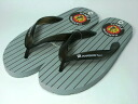 Tigers win in sight! Time limited SALE! Hanshin Tigers Beach Sandals (gray)