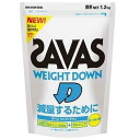 zavas / Sabbath body manufacturer body プロテインウ weight down (for the yogurt taste)1.2kg weight loss to