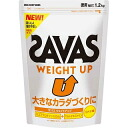 zavas / Sabbath body manufacturer body プロテインウ weight up (banana taste)1.2kg big body making