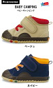 Domestic genuine converse CONVERSE baby sneakers ベビーキャンピング ( BABY FISHING-BOOTS )