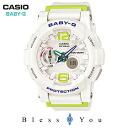 [CASIO] CASIO watch BGA-180-7B2JF baby-g ladies watch brand new ill your products