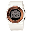 Baby G Casio Lady's watch solar radio time signal BGD-1030-7JF new article order product 21000