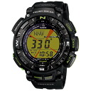 [Casio ]CASIO watch PROTREK PRG-240-1BJF men watch new article order product]