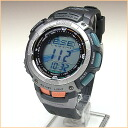 Casio protrek PROTREK PRW-1000J-1JR ultimate アウトドアウオッチ solar radio watch urethane resin band