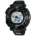 Protrek orientation, pressure, altitude and temperature and Moon and tide graph function with 20 ATM water resistant type PROTREK PRW-2500YT-1JF