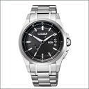 [citizen] a Citizen watch ATTESA アテッサ AS7100-59E men watch new article order product