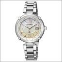 [citizen] Citizen watch xC cross sea EC1060-59W Lady's watch new article order article