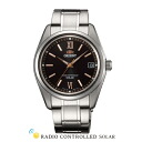 Orient solar radio water resistant WW0031SE brand new stock products 38000