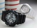 -G shock & baby G black & white palocci GA-110-1AJF-BGA-142-7BJF gift pair watches couple watches brand