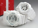 G shock PA watch new white GA-110BC-7AJF and BA-110-7A3JF30, 0