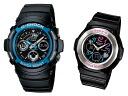 G-Shock pair watch AW-591-2AJF-BGA-101-1BJF gift