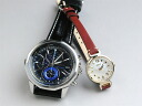 SEIKO wired & wired F pair watch leather band SEIKO WIRED&WIREDf AGAW422_AGET028 34,0