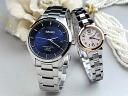 Seiko spirit & Rukia palocci solar radio watch BLP1 SEIKO SBTM 209 + SSQW016 129, 0