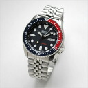 SEIKO diver reimportation mechanical self-winding watch SKX009KD country guarantee memo