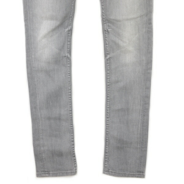 Detailed image of JIMMY TAVERNITI( Jimmy タヴァニティ) SKINNY DENIM .81101042