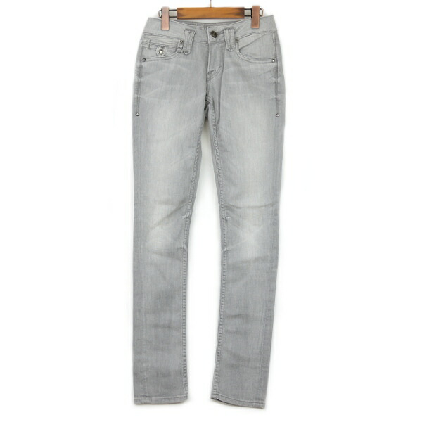 Color image of JIMMY TAVERNITI( Jimmy タヴァニティ) SKINNY DENIM .81101042