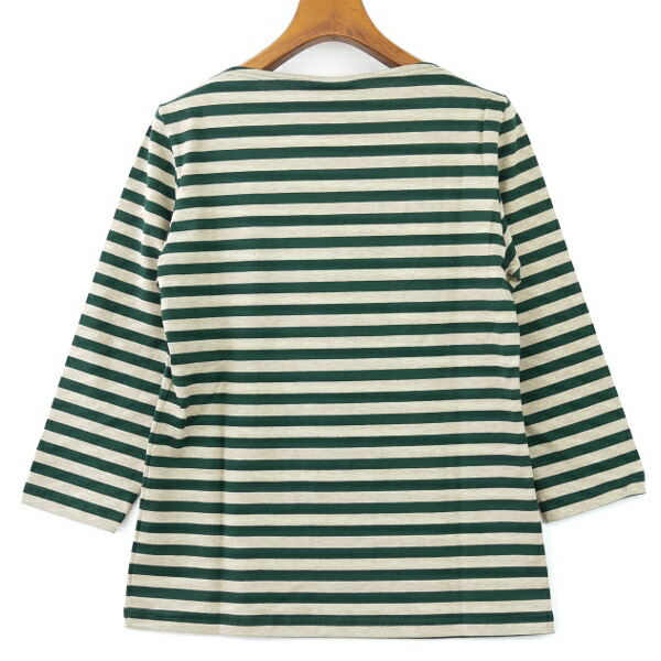 Detailed image of marimekko( marimekko) TASARAITA T-shirt ILMA .5214237228