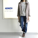 ARMEN (Amen) W.P-COAT LONG JKT, NAM0452