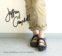 ☆ ☆ Jeffrey Campbell (Jeffrey Campbell) t-60 GATHER & LACE UP SHOES-NJCB1101-0341101