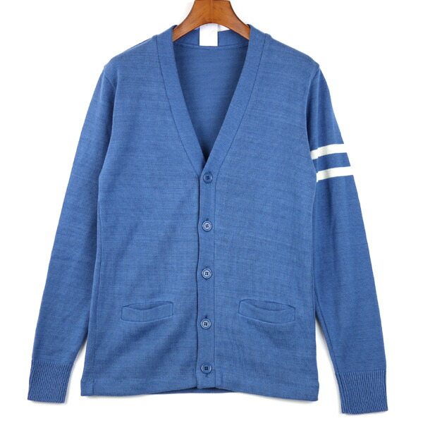 Color image of EASY KNIT( easy knit) CARDIGAN W/LEFT SLEEVE STRIPED, NEK1001
