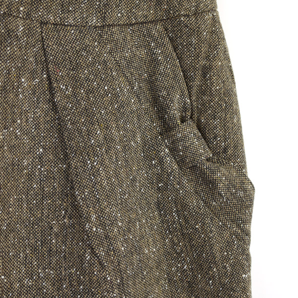 innowave(イノウェーブ) ツイードリボンスカート・88-8742の詳細画像