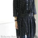RobertaSettels( ロベルタセッタ) leather belt (太 belt), BELT-L
