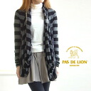 PAS DE LION (パドゥリオン) turtle long sleeve shirt-A