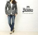 HERNO (herein) W ジップダウン blouson-21138-2501102