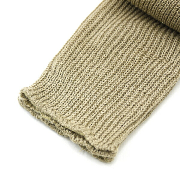"Detailed image of French Bull( French bulldog) linen sleevelet leg warmer ""Stella tube"", 181-111<br>"