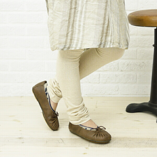 """Detailed image of French Bull( French bulldog) cotton linen ten minutes length leggings """"chimney spats"""" .129-102"""
