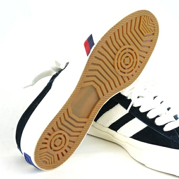 """Detailed image of PRO-Keds( Prokeds) suede sneakers """"ROYAL PLUS"""" .2012"""